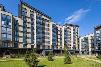 Крутая квартира в «Новой Боровой»