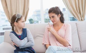 О чем чаще всего спорят родители и дети, или Как научиться избегать семейных ссор