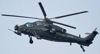 Топ 10 лучших ударных вертолетов мира