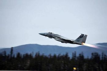 "Реакция на Западе на инцидент с F-15: ""Медаль пилоту"""