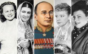 Список Берии: советские знаменитости, пострадавшие от симпатии всесильного наркома