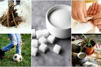 Сладкая жизнь: 10 хитростей решить проблему с помощью сахара