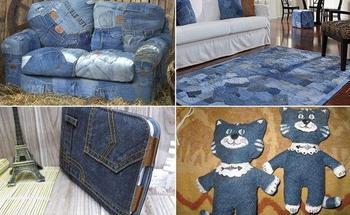 Как продлить жизнь старым джинсам