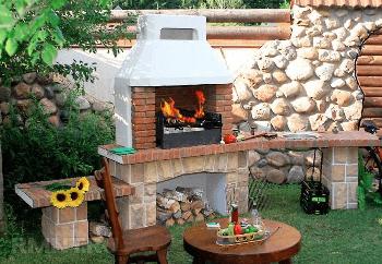 Как сделать печь, барбекю и мангал из кирпича на даче своими руками: пошаговая инструкция, достоинства и недостатки