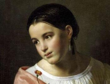 Загадка «Бедной Лизы» Кипренского: почему эта картина вызывала у художника особенные чувства