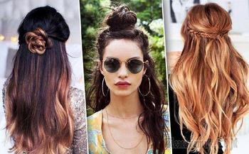 Самые эффектные причёски и стрижки, которые популярны в 2019 году