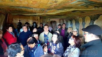 Осенняя экскурсия 2020. 06. Ивановские скальные церкви