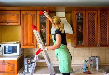 Как правильно и неправильно мыть кухонную мебель: 9 практичных советов