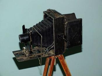История советских фотоаппаратов