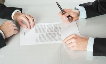 Возмещение потерь при подписании соответствующего соглашения