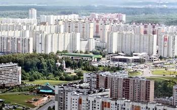 Москвичи закупились кредитным жильем