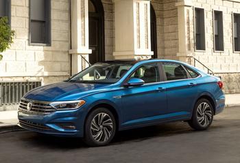 Volkswagen Jetta 2021: отличный седан начального ценового уровня