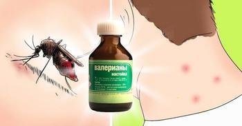 Средство от комаров в домашних условиях