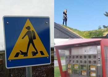 20 невероятных вещей, которые встречаются в Исландии