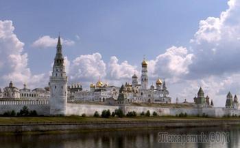 6 архитектурных объектов московского Кремля, которые были безвозвратно утрачены