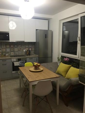 Маленькая квартирка для семьи из 3-х человек