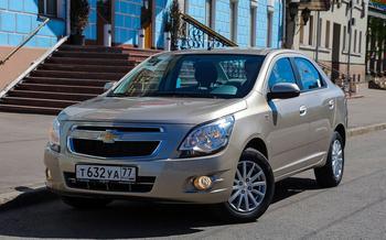 Chevrolet Cobalt после 121 000 км — список проблем