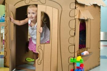4 игрушки из картонных коробок: просто и весело!