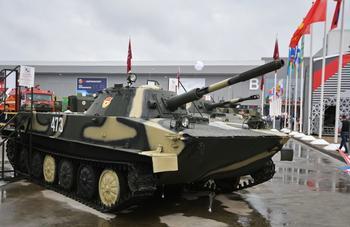 Советские плавающие танки получат новую жизнь
