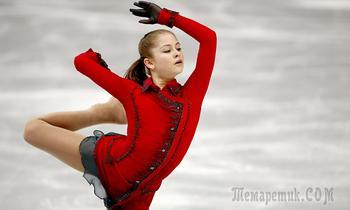 Олимпиада ценой в карьеру: почему сломалась Липницкая