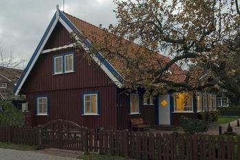 Дизайнерский ремонт в старом деревенском доме