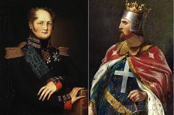 Самые любопытные легенды о пяти известных правителях