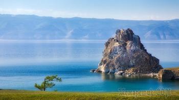 Загадочные явления на озере Байкал