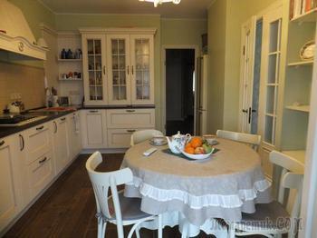 Кухня и другие кусочки квартиры