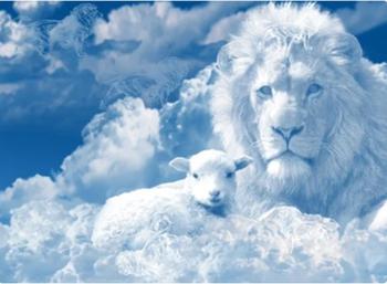 На картинке 5 львов: а сколько видите Вы