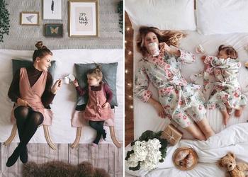 Пока ты спишь: волшебная фотосерия французской мамы
