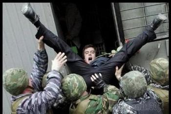 Разведка ЛНР: Штурмовать Донецк и Луганск будут «пиджаки»