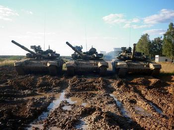 Российская армия не умеет эксплуатировать танки