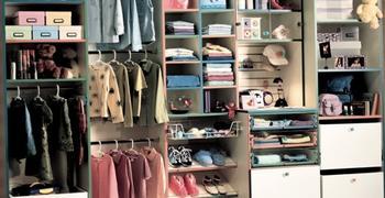 Как удобно хранить вещи в доме