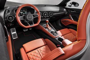 Audi TT 2019 – обновление семейства Ауди ТТ