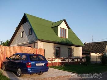 Как мы реконструировали старый дом, затратив на это 40 тысяч долларов