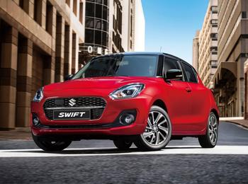Suzuki Swift 2021: компактный городской хэтчбек