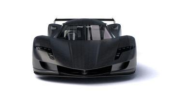 """Японская """"СОВА"""" станет быстрейшим суперкаром на планете"""