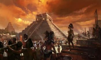 100-километровая дорога майя: чудо инженерной мысли