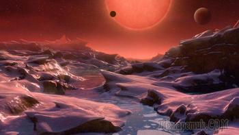 10 причин радоваться обнаружению планет в системе TRAPPIST-1