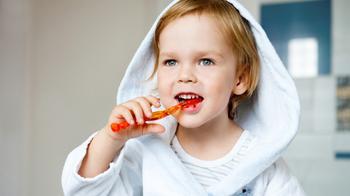 Как сохранить зубы детей здоровыми: всего три совета!