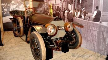 Gräf und Stift эрцгерцога Фердинанда: автомобиль, с которого началась Первая мировая