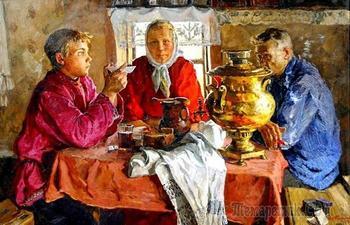 Как китайская традиция чаепития стала русской, и Какие изменения претерпела