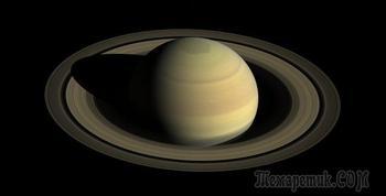 10 невероятных теорий о загадочном Сатурне