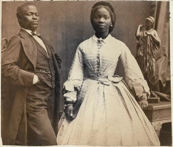Потрясающая история маленькой рабыни
