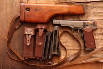 Автоматический пистолет Стечкина – артефакт советской эпохи, получивший мировой признание