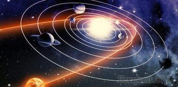Приближение планеты Нибиру