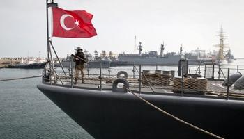 Турция начала строительство новой базы военного флота на Черном море