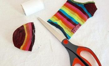 Идеи применения одинокого носка