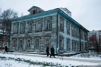 Фотопрогулка по Архангельску