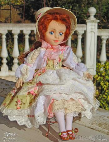 Шьем наряд для куклы